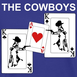 The cowboys T-Shirts - Men's Premium T-Shirt