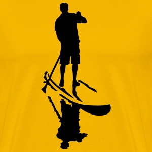 stand up paddling T-Shirts - Men's Premium T-Shirt