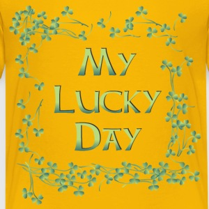 My Lucky Day Kids' Shirts - Kids' Premium T-Shirt