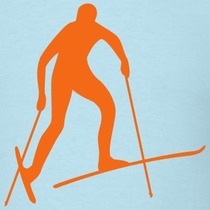 cross-country ski T-Shirts - Men's T-Shirt