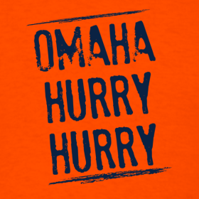 Design ~ Omaha Hurry Hurry!