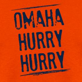 Design ~ Omaha Hurry Hurry!