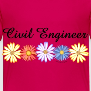 Civil Engineer Asters Baby & Toddler Shirts - Toddler Premium T-Shirt