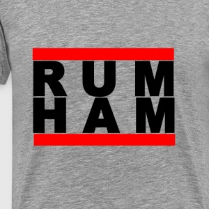 rum_ham - Men's Premium T-Shirt