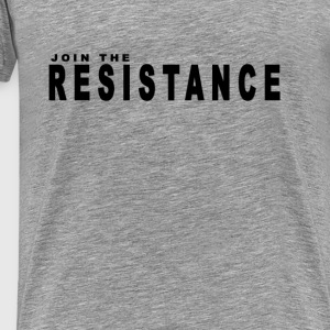 join_the_resistance_tshirts - Men's Premium T-Shirt