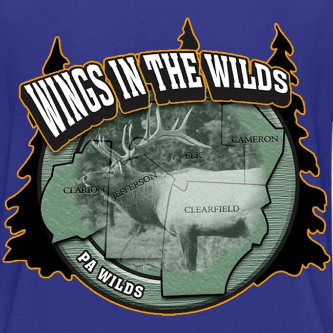 Kid's T- Wings in the Wilds