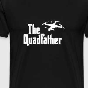 The QuadFather T-Shirt - Men's Premium T-Shirt