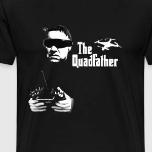 QuadFather T-Shirt - Men's Premium T-Shirt