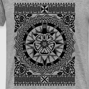 Intricate Ornament  - Men's Premium T-Shirt