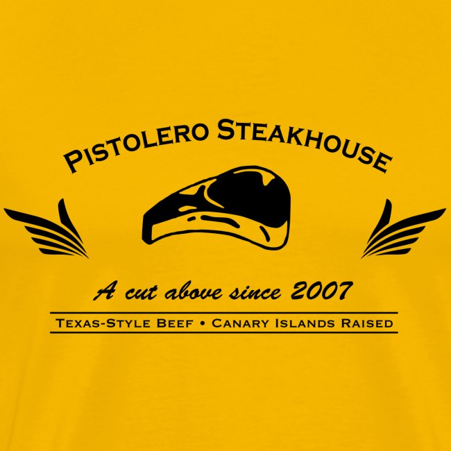 Pistolero Steakhouse Tee