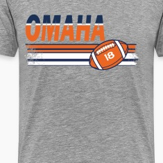 Omaha - Snap Count T-Shirts