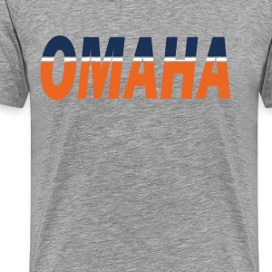 Omaha - Snap Count T-Shirts - Men's Premium T-Shirt