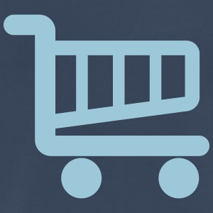 shopping cart T-Shirts - Men's Premium T-Shirt