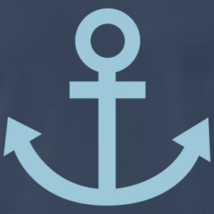anchor T-Shirts - Men's Premium T-Shirt