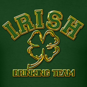 Irish Drinking Team T-Shirt - Men's T-Shirt