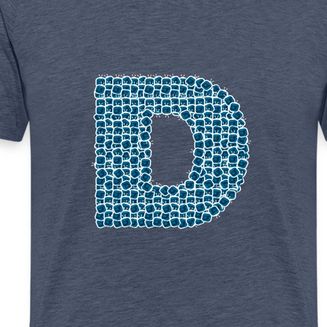 Men's Logo D T-shirt