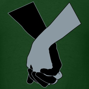 Holding Hands T-Shirts - Men's T-Shirt