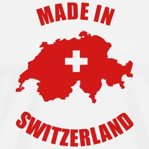 Made in Switzerland T-Shirts - Men's Premium T-Shirt