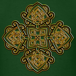 Celtic Cross T-Shirt - Men's T-Shirt