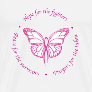 Peace Hope Pryers T-Shirts - Men's Premium T-Shirt