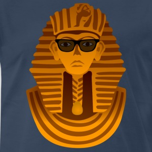 Pharaoh with sunglasses Shirt - Men's Premium T-Shirt