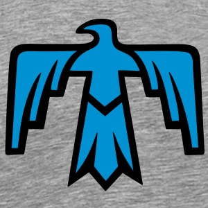 Thunderbird, Thunder Bird, native american,Indians T-Shirts - Men's Premium T-Shirt