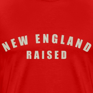New England Raised  T-Shirts - Men's Premium T-Shirt