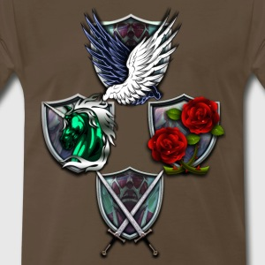 Shield Emblem - Men's Premium T-Shirt