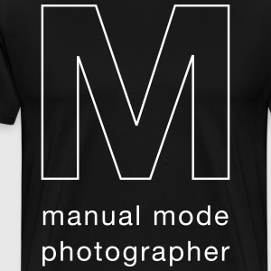 Manual Mode Photographer - Mediarena.com - Men's Premium T-Shirt