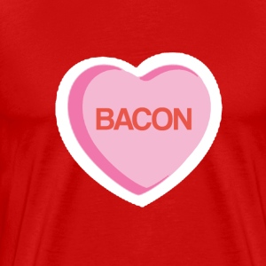 Bacon Love T-Shirts - Men's Premium T-Shirt
