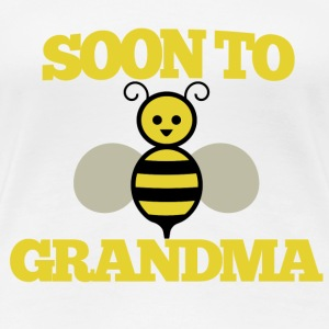 Soon to be Grandma - Women's Premium T-Shirt