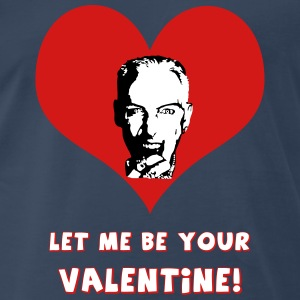 Let me be your Valentine! - Men's Premium T-Shirt