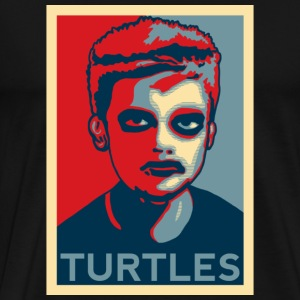 I Like Turtles T-Shirts - Men's Premium T-Shirt
