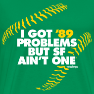 Design ~ '89 Problems - Men's 3X tee