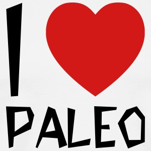 I Love Paleo T-Shirts - Men's Premium T-Shirt