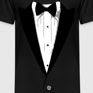 Custom Color Tuxedo Tshirt Baby & Toddler Shirts - Toddler Premium T-Shirt