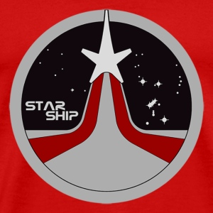 Starship - Men's Premium T-Shirt
