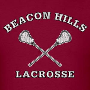 Beacon Hills Lacrosse T-Shirt - Men's T-Shirt