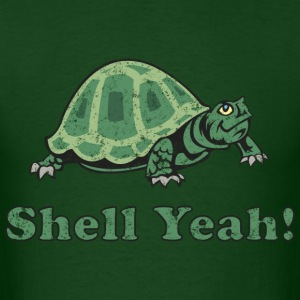 Shell Yeah! T-Shirts - Men's T-Shirt