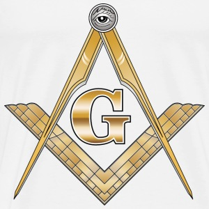 freemasonry - Men's Premium T-Shirt
