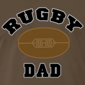 Rugby Dad T-Shirt - Men's Premium T-Shirt
