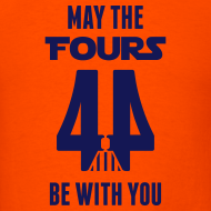 Design ~ May the Fours Be With You