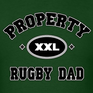 Rugby Dad T-Shirt - Men's T-Shirt