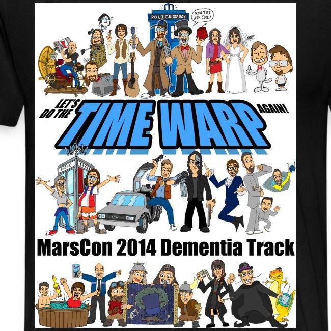 Marscon 2014 mens black