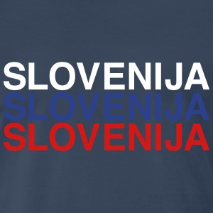 SLOVENIA - Men's Premium T-Shirt