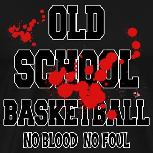Basketball Old School T-Shirt - Men's Premium T-Shirt