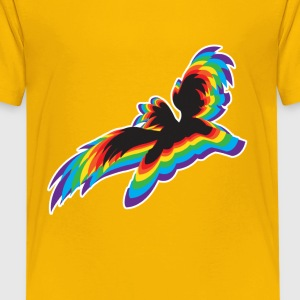 rainbow dash shirt - Kids' Premium T-Shirt