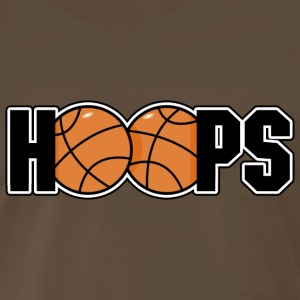 Basketball Hoops T-Shirt - Men's Premium T-Shirt