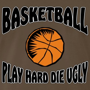 Funny Basketball T-Shirt - Men's Premium T-Shirt