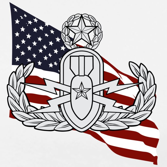 EOD Master US Flag